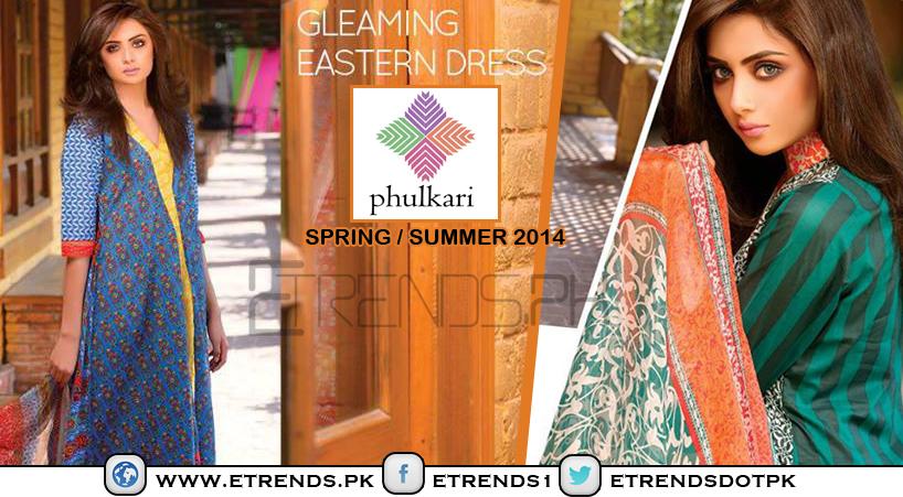 Phulkari by Taana Baana 2014 Spring / Summer Catalog 2014