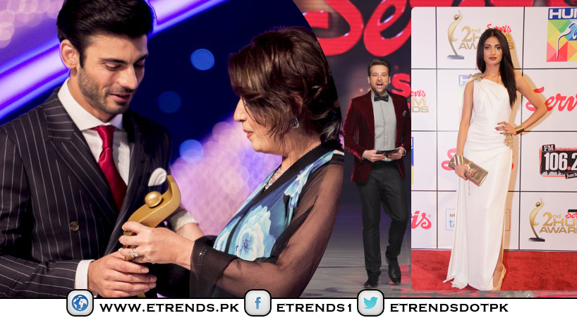 Exclusive Picture of the Second Hum Awards (Red Carpet & Award Ceremony)