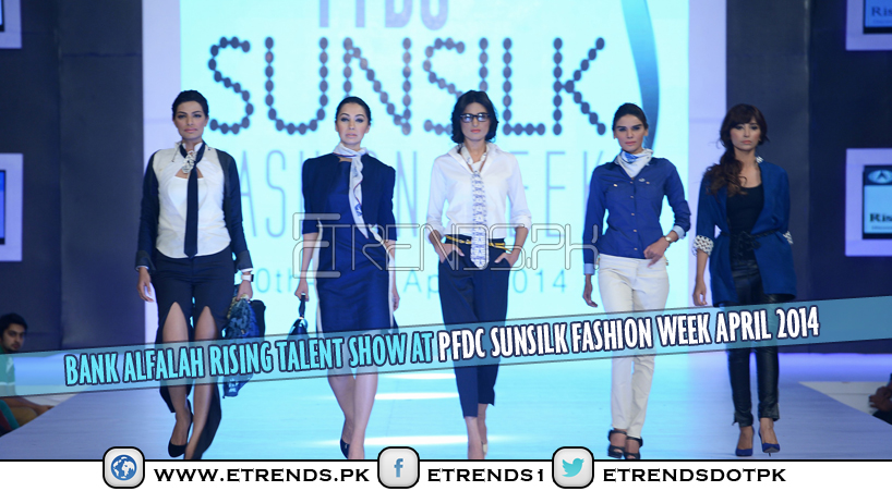 Bank Alfalah Rising Talent Show at PFDC Sunsilk Fashion Week April 2014