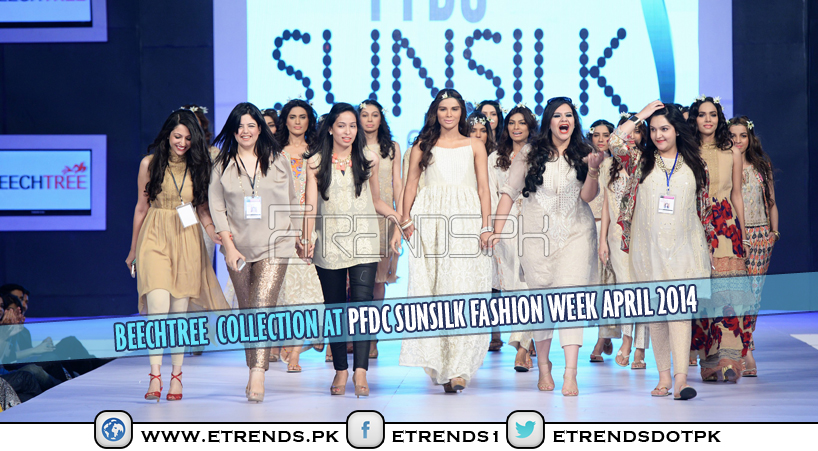 BeechTree Collection at PFDC Sunsilk Fashion Week April 2014