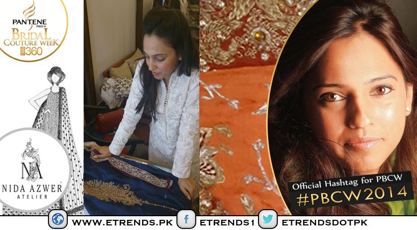 "Nida Azwer atelier to showcase ""The Kothari Parade II"" at Bridal Couture Week"