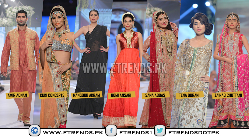 Pantene Bridal Couture Week 2014 Day 1 Pictures and Review