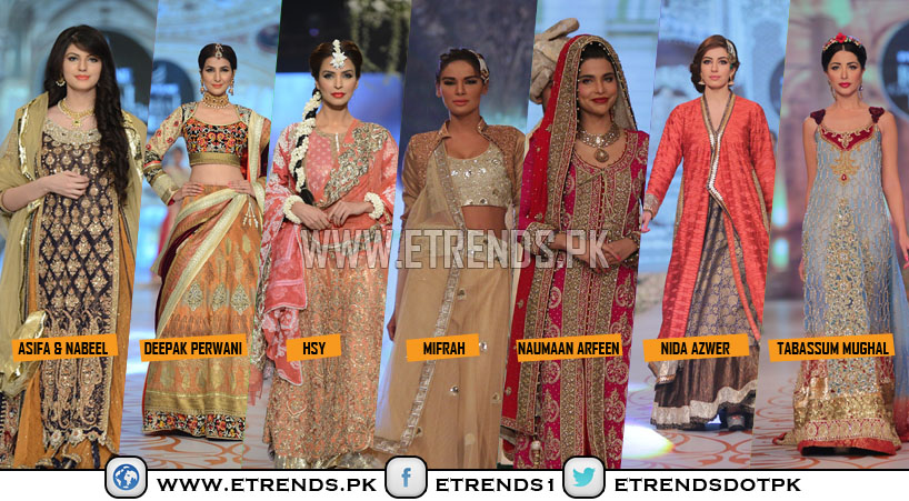 Pantene Bridal Couture Week 2014 Day 3 Pictures and Review