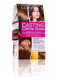 L'Oreal Paris Casting Creme Gloss Caramel Mania