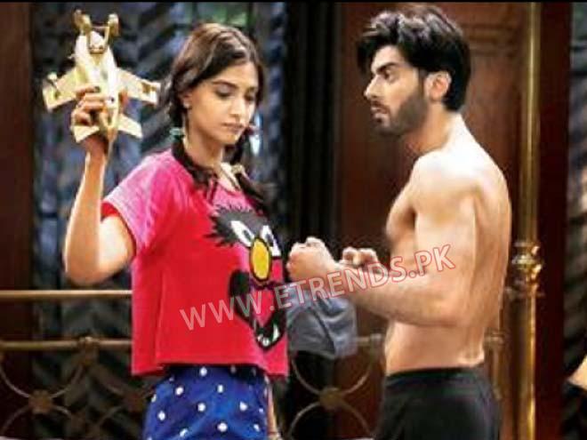Fawad Khan's shirtless act in 'Khoobsurat'