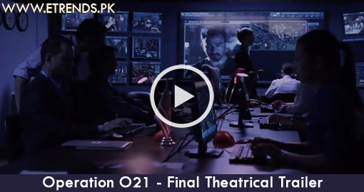 Operation O21 - Final Theatrical Trailer