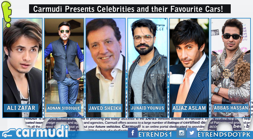 Carmudi Presents Celebrities and their Favorite Cars!
