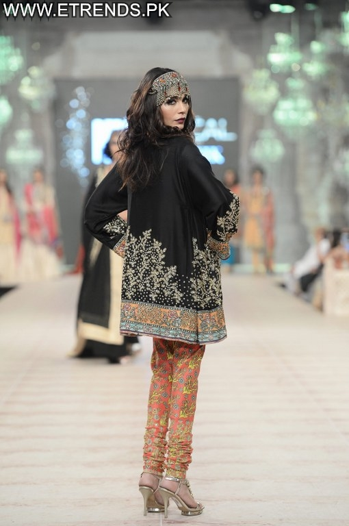 Zara shahjahan collection at pfdc l or al paris bridal week 2014 e trends - Zara paris collection ...