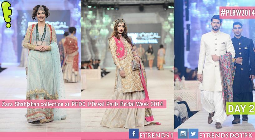Ammara khan collection at pfdc l or al paris bridal week 2014 e trends - Zara paris collection ...