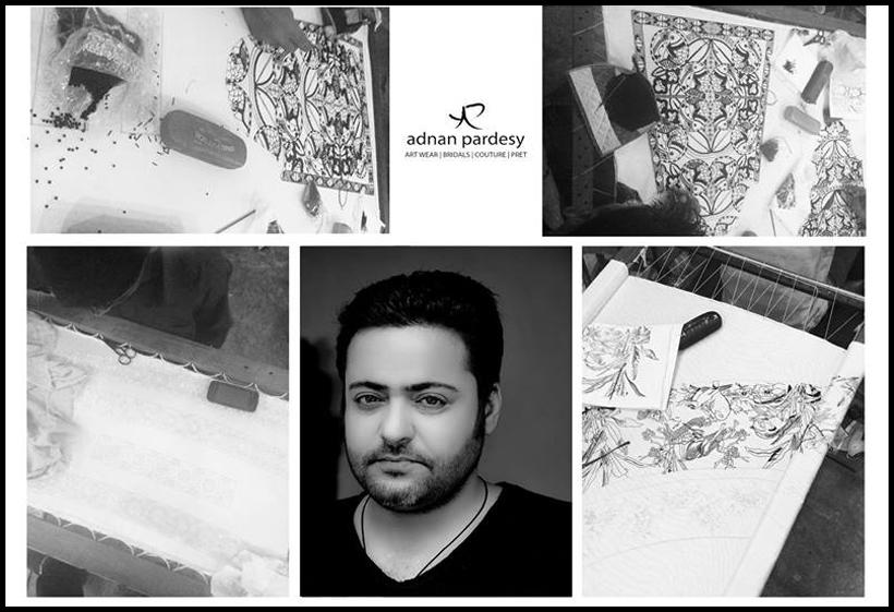 Adnan Pardesy - Labyrinth