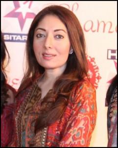 Sharmila Farooqui