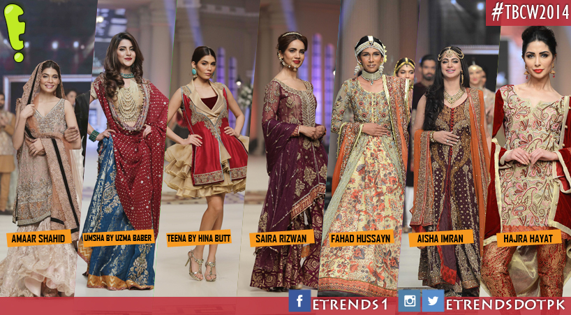 Telenor Bridal Couture Week 2014 Day 2 Pictures and Review