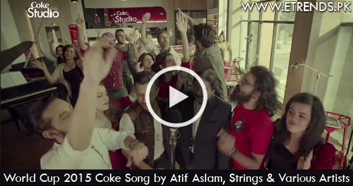 Strings, Various Artists World Cup 2015 Coke Song (Video/Download Mp3 ...