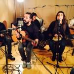 Jimmy Khan feat. Rahma Ali - BTS Images - Ajeeb Dastaan (17)