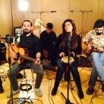 Jimmy Khan feat. Rahma Ali - BTS Images - Ajeeb Dastaan (18)