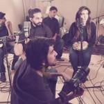 Jimmy Khan feat. Rahma Ali - BTS Images - Ajeeb Dastaan (19)
