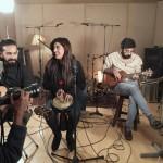 Jimmy Khan feat. Rahma Ali - BTS Images - Ajeeb Dastaan (2)