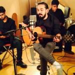 Jimmy Khan feat. Rahma Ali - BTS Images - Ajeeb Dastaan (20)