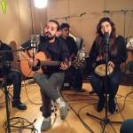 Jimmy Khan feat. Rahma Ali - BTS Images - Ajeeb Dastaan (21)