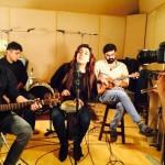 Jimmy Khan feat. Rahma Ali - BTS Images - Ajeeb Dastaan (22)