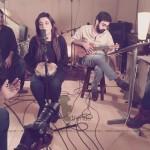Jimmy Khan feat. Rahma Ali - BTS Images - Ajeeb Dastaan (23)