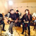 Jimmy Khan feat. Rahma Ali - BTS Images - Ajeeb Dastaan (4)