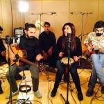 Jimmy Khan feat. Rahma Ali - BTS Images - Ajeeb Dastaan (5)