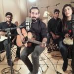 Jimmy Khan feat. Rahma Ali - BTS Images - Ajeeb Dastaan (7)