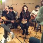 Jimmy Khan feat. Rahma Ali - BTS Images - Ajeeb Dastaan (8)