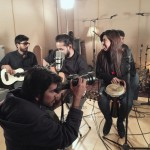 Jimmy Khan feat. Rahma Ali - BTS Images - Ajeeb Dastaan (9)