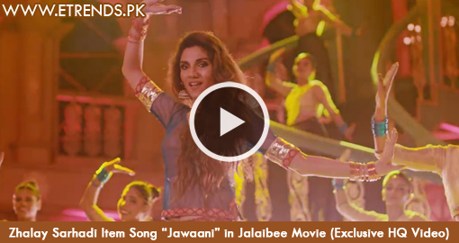 "Zhalay Sarhadi Item Song ""Jawaani"" in Jalaibee Movie (Exclusive HQ Video)"