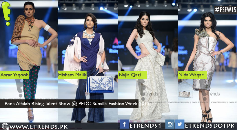 Bank Alfalah Rising Talent Show Pfdc Sunsilk Fashion