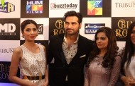 Bin Roye premiere pictures and movie short review