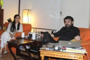 Shaista Lodhi & Mubasher Lucman finally meet