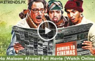 Na Maloom Afraad Full Movie (Watch Online)