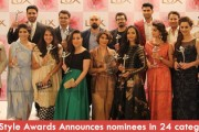 LUX Style Awards Announces nominees in 24 categories for year 2015