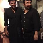 Humayun Saeed and Yasir Nawaz