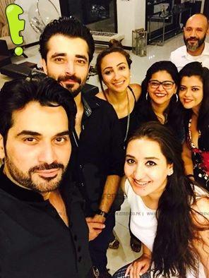 Humayun Saeed's Grand Get-Together to Celebrate Pakistani Cinema