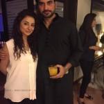 Sarwat Gillani and Humayun Saeed
