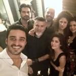 Sikander Rizvi, Hamza Ali Abbassi, Asad ul Haq, Angeline Malik and Maria Wasti