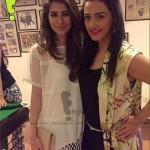 Syra Shahroze and Moomal Sheikh