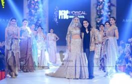 Ammara Khan Collection at PFDC L'Oréal Paris Bridal Week 2015