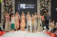 Asifa & Nabeel Collection at PFDC L'Oréal Paris Bridal Week 2015