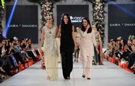 Saira Shakira Collection at PFDC L'Oréal Paris Bridal Week 2015