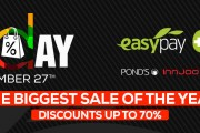 Daraz.pk Launches Black Friday first time in Pakistan - THE BIGGEST SALE OF THE YEAR