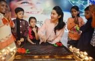 Generous Shaista Lodhi celebrated her birthday with Thalassemia patients