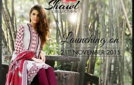 Lakhany Silk Mills' announces its Winter Shawl Collection to be launched on 21st November 2015
