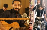 Jimmy Khan & Mahira Khan's spontaneous #Baarish duet!