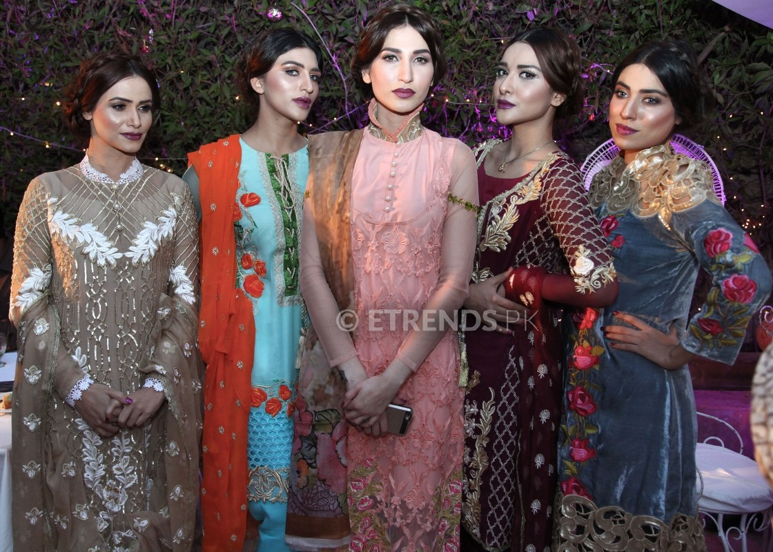 Tabassum Mughal Launches A Vibrant And Rich Formal Luxury Collection For Al Zohaib Textiles Etrends