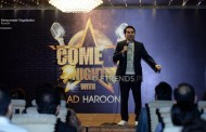 Entrepreneurs' Organization hosts Comedy Night with Saad Haroon